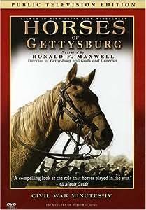 Horses of Gettysburg [DVD]