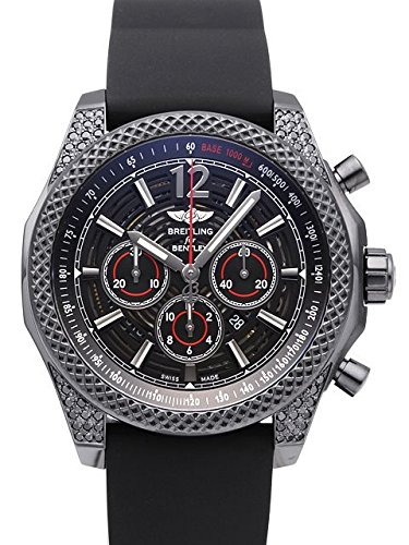 BREITLING ベントレー バーナート42 ミッドナイトカーボン リミテッド (Bentley Barnato 42 Midnaight Carbon Limited Edition) [新品] / Ref.M41390AN-BC83-217S-M18D [並行輸入品] [br666]