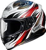 ショウエイ(SHOEI) バイクヘルメット フルフェイス Z-7 INCISION (インシジョン) TC-1 (RED/BLACK) S (55cm) -