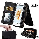 Best Aroko iPhoneのカバーで6ケース - iPhone 6s / iPhone 6 CaseAroko Premium Zipper Review