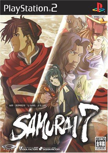 SAMURAI 7(通常版)の詳細を見る