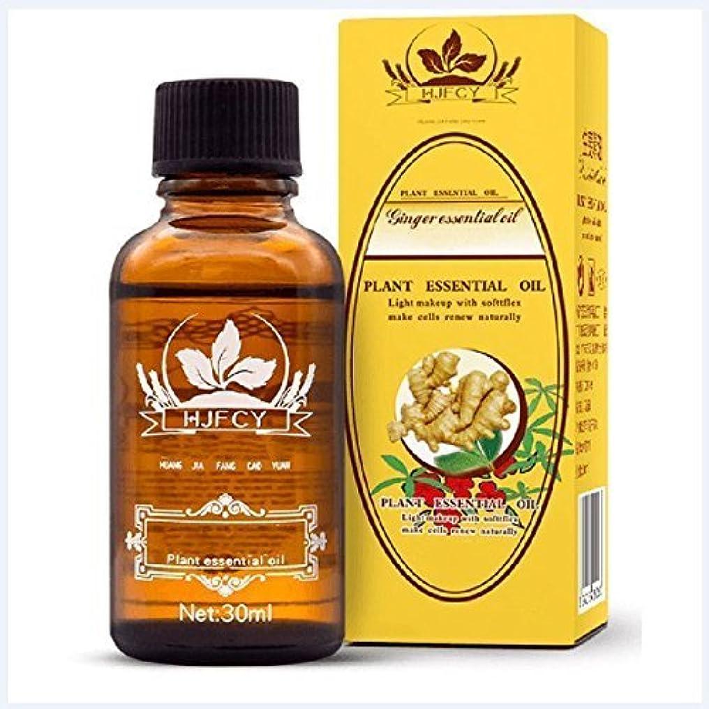 先生鎖拡大するZooArts ジンジャーエッセンシャルオイル 精油 100%ピュアナチュラル ジンジャーオイル スパマッサージオイル ジンジャーオイルオーガニック 植物精油 30ml