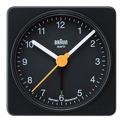 BRAUN (ブラウン) 目覚まし時計 BNC002BKBK [並行輸入品]