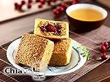 《佳徳》 蔓越莓鳳梨酥 クランベリーケーキ(12個入) 《台湾 お取り寄せ土産》 [並行輸入品]