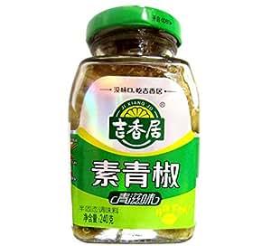 新商品中華漬物 吉香居素青椒 惣菜 240g 冷凍便の発送はできません。