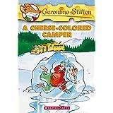 A Cheese-Colored Camper (Geronimo Stilton)