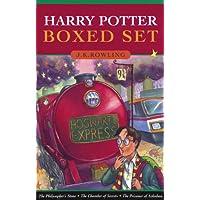 Harry Potter and the Philosopher's Stone, Chamber of Secrets, Prisoner of Azkaban
