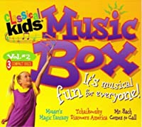 Music Box V. 2 by Classical Kids