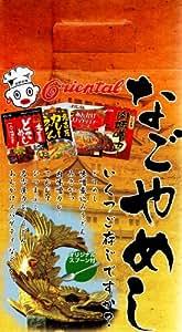 オリエンタル なごやめしセット4食セット 760g(名古屋どてめし160g、肉味噌カレー180g、あんかけスパゲティーソース150g、カレーうどん三河赤鶏270g)