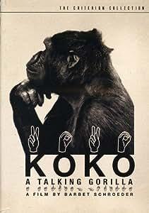 Criterion Collection: Koko - A Talking Gorilla [DVD] [Import]