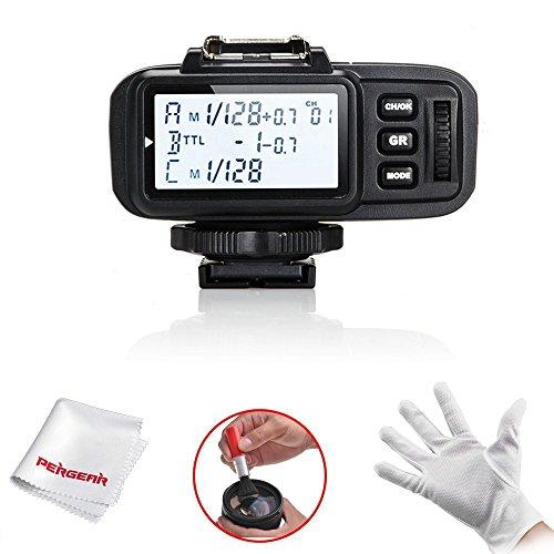 【技適マーク付き】Godox X1T-S 2.4G TTL ワイヤレスフラッシュトリガー 遠隔制御 高速同期 HSS 1 / 8000s Xシステム 送信機 ソニーデジタル一眼レフカメラ対応