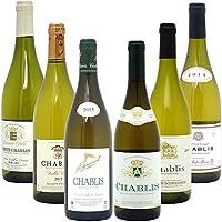 △シャブリ101蔵特選 白ワイン6本セット((W0C603SE))(750mlx6本ワインセット)