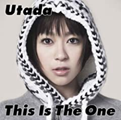 Utada「COME BACK TO ME」のCDジャケット
