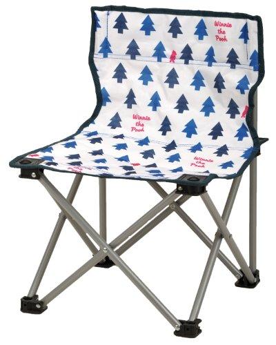 キャプテンスタッグ ディズニー コンパクトチェア ミニ くまのプ ーさ ん /フォレスト MA-1041 折りたたみ椅子 キャンプ Men'sLady's