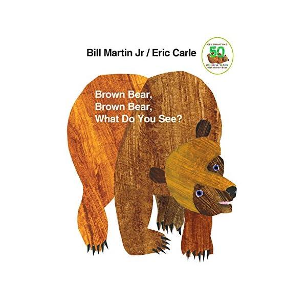 Brown Bear, Brown Bear, ...の商品画像