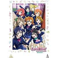 ラブライブ! School Idol Project コンプリート DVD-BOX (全13話) μ's アニメ