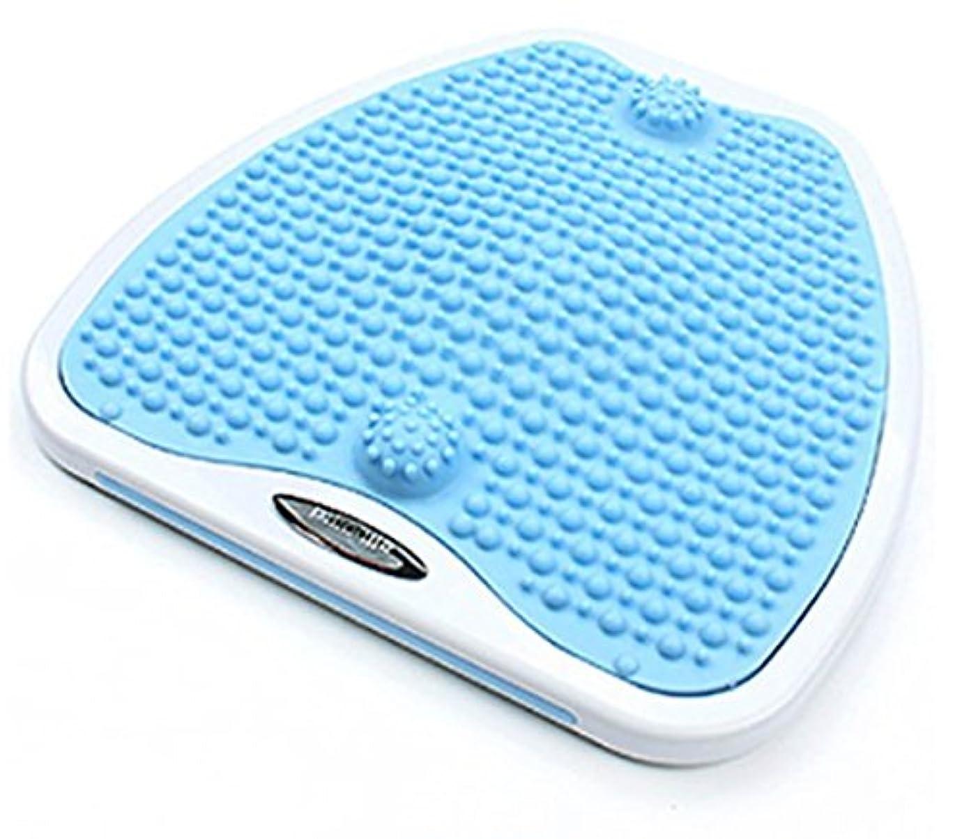 以下格差弱いWheel Nature El-board 多目的 足 指圧 運動器具 リコンパッド 家事 事務室 日常生活 海外直送品 (Multi-purpose Foot Pressure Silicon pad Exercise...