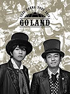 LIVE FILMS GO LAND<2DVD>