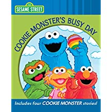 Cookie Monster's Busy Day (Sesame Street) (Sesame Street Books)