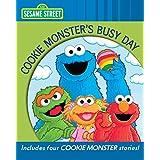 Cookie Monster's Busy Day (Sesame Street) (Sesame Street Books)