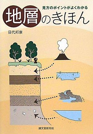見方のポイントがよくわかる地層のきほんの詳細を見る