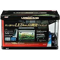 ジェックス ラピレスRV60GT LEDセット 曲げガラス ハイパワーフィルター入