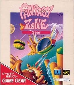 ファンタジーゾーンGEAR オパオパJr 【ゲームギア】
