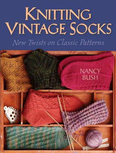 Knitting Vintage Socks: New Twists On Classic Patternsの詳細を見る
