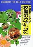 校庭のクモ・ダニ・アブラムシ (野外観察ハンドブック) 画像