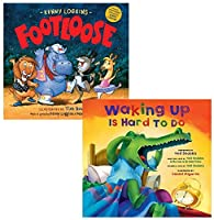 Becker's School Supplies Sing Along Storytimes! Book Set (Set of 2 Books) [並行輸入品]