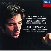 チャイコフスキー&ラフマニノフ:ピアノ協奏曲