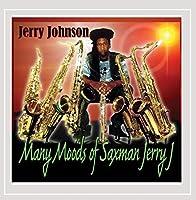 Many Moods of Saxman Jerry J