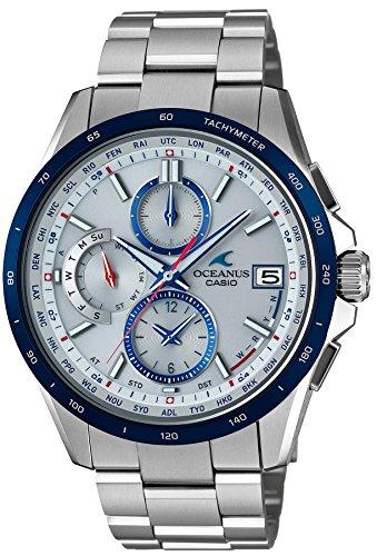 [カシオ]CASIO 腕時計 オシアナス クラシックライン 電波ソーラー OCW-T2610C-7AJF メンズ