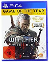 The Witcher 3: Wild Hunt - Game of the Year Edition - [PlayStation 4] - Imported