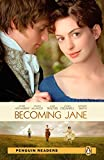 Penguin Readers: Level 3 BECOMING JANE (MP3 PACK) (Pearson English Graded Readers)