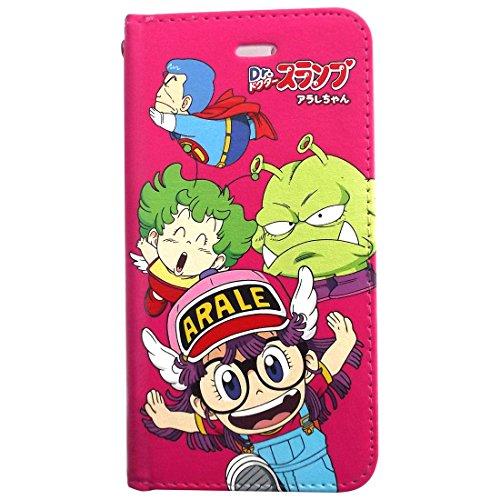Dr.スランプ アラレちゃん iPhone6/6S専用カバー キーン!   TEDR733