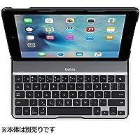 BELKIN 9.7インチiPad Pro用 QODE Ultimate Liteキーボードケース ブラック F5L192QEBLK