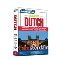 Dutch, Basic: Learn to Speak and Understand Dutch with Pimsleur Language Programs (Simon & Schuster's Pimsleur)