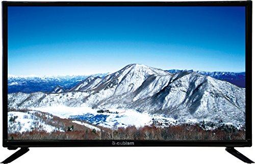 エスキュービズム AT-32G01SR  32型 液晶テレビ 外付HDD録画対応 TV ブラック