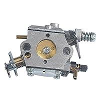 Poweka Replace Carburetor Carb For Poulan 222 262 1900 1950 1975 2025 2050 2050WT 2055 2075 Chainsaw Walbro WT-89 WT-891 ZAMA C1Q-W8 C1Q-W14 Poulan 545081885 [並行輸入品]