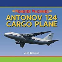 Antonov 124 Cargo Plane (Monster Machines)