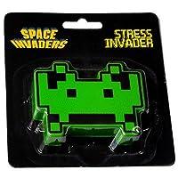 スペースインベーダー ストレスボール グリーン/Space Invaders Stress Ball green 【並行輸入】