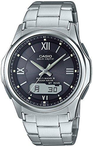 [カシオ]CASIO 腕時計 WAVE CEPTOR 世界6局対応電波ソーラー WVA-M630D-1A4JF メンズ