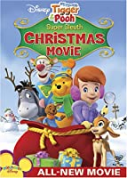 Pooh's Super Sleuth Christmas Movie [DVD] [Import]