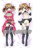 ソードアートオンライン SAO シリカ 同人 人気 抱き枕カバー 等身大