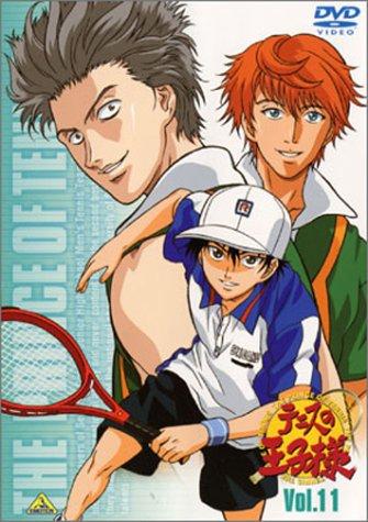 テニスの王子様 Vol.11 [DVD]の詳細を見る