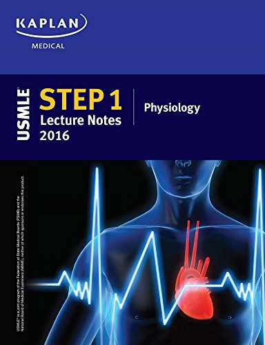 Download USMLE Step 1 Lecture Notes 2016: Physiology (Kaplan Test Prep) 1506200443