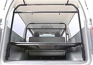 職人棚 NV350 キャラバン E26型 アーバン インナーキャリア + フラットになる棚板セット 荷室棚 室内キャリア キャラバン DX(VX) 専用 26-D3