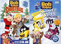 Bob the Builder - A Christmas to Remember/Snowed Under (2 pack) [並行輸入品]