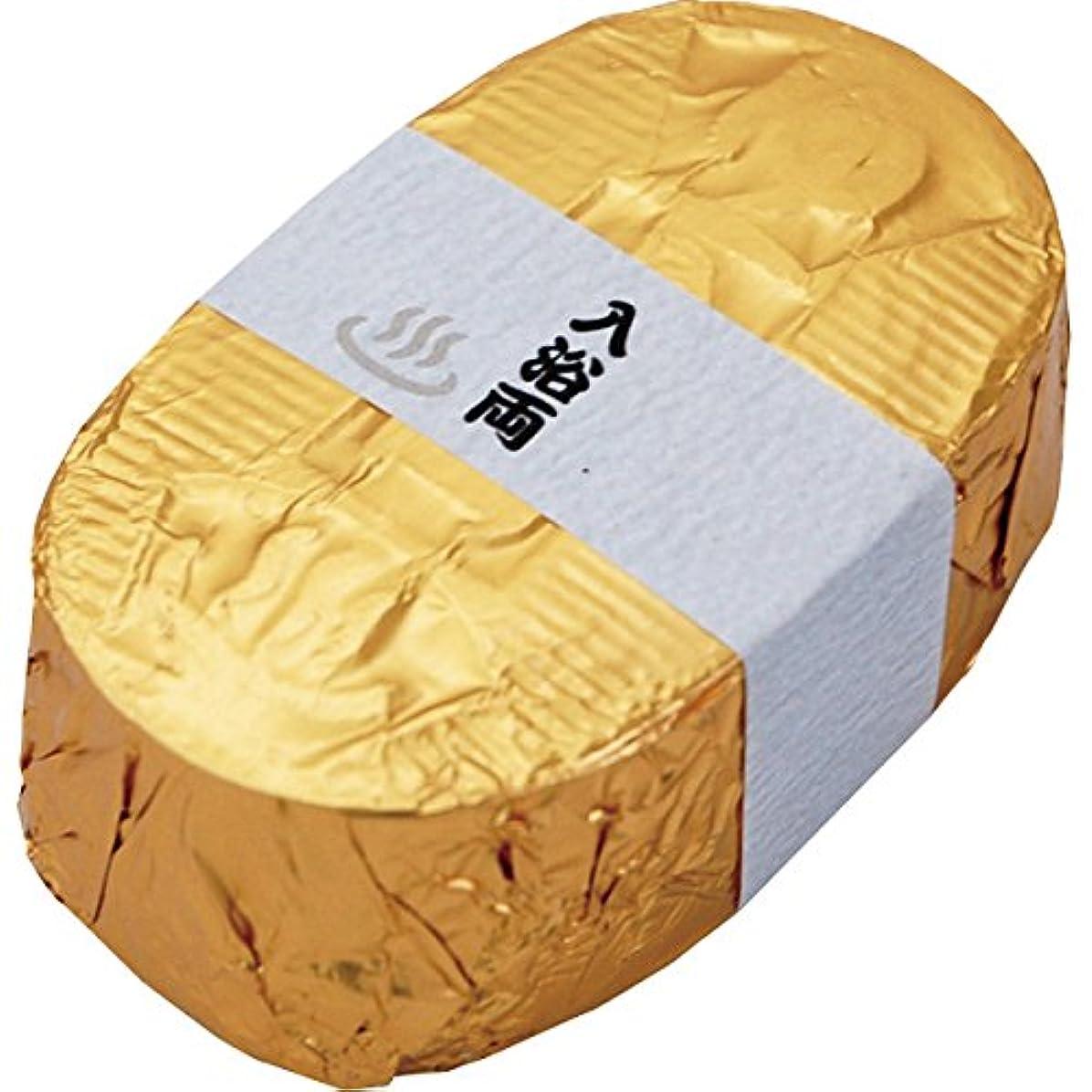 五洲薬品(株) 小判型バスボム 入浴両 80g